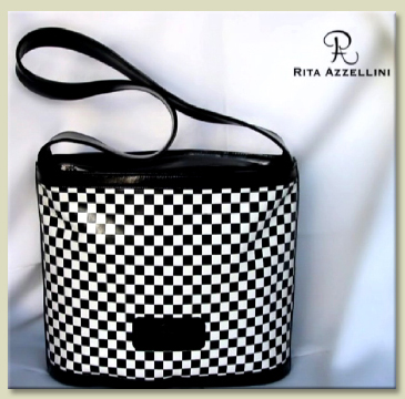 Luxury fashion handbags made in Italy to the worldwide Distribution, the soft leather skin used for internal and external of the handbags allows to Rita Azzellini offers you an exclusive collection of fine leather fashion handbags, vip chess collection very elegant, prestigious and high qualitative handbags, perfectly well-finished and exclusively hand-made by our experienced italian craftsmen to satisfy all our customers, also the most exacting and sophisticated people.