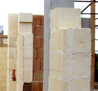 STRONG WALLS and the best building construction materials and fatures used to design and built the Parco del Negroamaro masserie houses, first quality marbles, salento white natural stone, parquet flooring, strong and quality wood, monitored alarm system for each house of the condominium, masseria safety structure, reinforced secure doors in each area.... only great building materials to increase Confort and protect your land real estate INVESTMENT... parco del Negroamaro Puglia masseria to the VIP worldwide realtors market